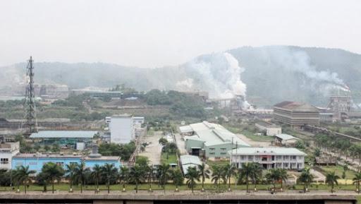 ô nhiễm không khí