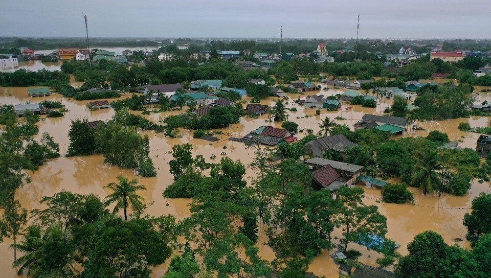 sự cố lũ lụt