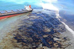 Sự cố tràn dầu trên biển